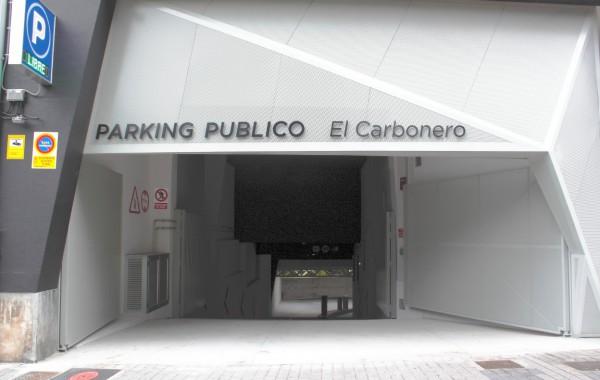 APARCAMIENTO EL CARBONERO- OVIEDO