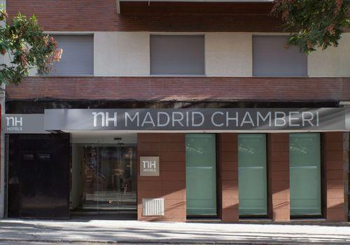 REFORMA INSTALACIÓN TÉRMICA HOTEL NH CHAMBERÍ – MADRID
